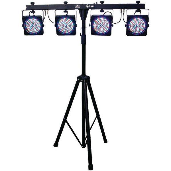 Chauvet DJ 4Bar LED Stage Wash Par Can Lighting System
