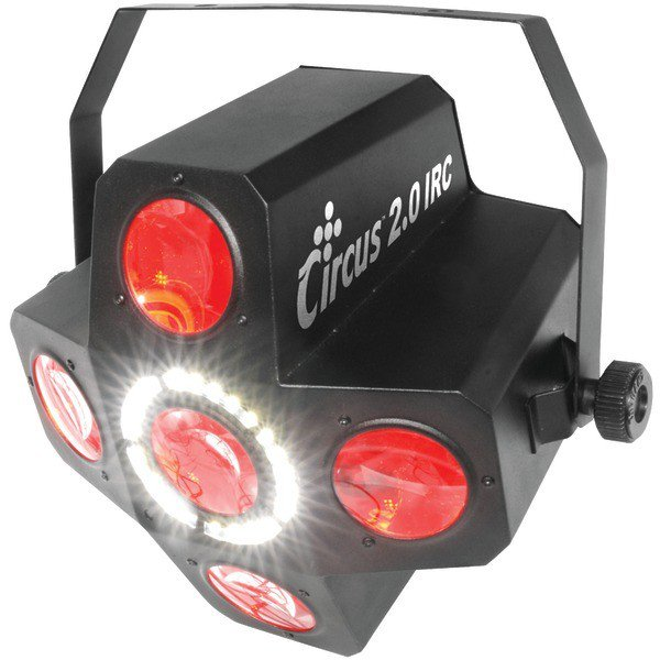 Chauvet Circus 2.0 IRC with SMD/LED Strobe Effect Light