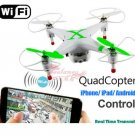 Free Ship AR.Drone 2.0 Quadricopter Controlled by iPhone, iPad, and Android Devices