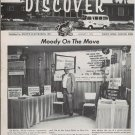 Discover Newsletter- White's Electronics January 1972
