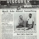 Discover Newsletter- White's Electronics November 1970