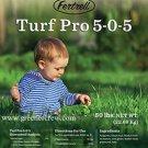 Organic Turf Pro 5-0-5 Fertilizer 50 lbs