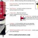 120V Commercial Dust Extractor HEPA Vacuum Ermator S26