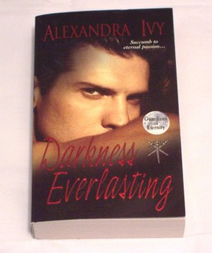 DARKNESS EVERLASTING BY ALEXANDER IVY *BRAND NEW*