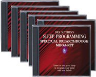 Sleep Programming Spiritual Breakthrough Mega-Kit