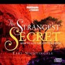 The Strangest Secret Single CD Earl Nightingale