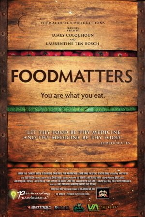 Food Matters DVD Natural Healing Nutrition