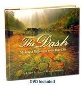 The Dash by Linda Ellis w/ DVD