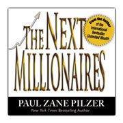 Audio CD - The Next Millionaires Paul Zane Pilzer 5 Lot