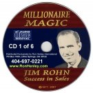 Jim Rohn's Millionaire Magic Success in Sales and Life