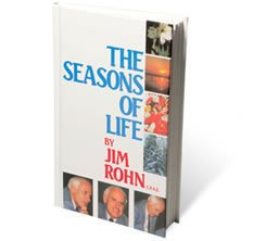 The Seasons of Life by Jim Rohn, Ron Reynolds Paperback