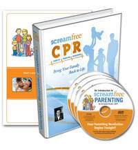Scream Free Parenting CPR Full Program DVDs, CDs, More