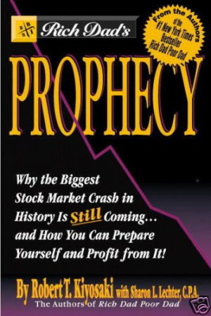 Rich Dad's Prophecy Robert T. Kiyosaki New Audio Book
