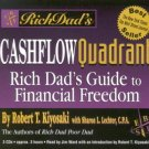 Rich Dad's Cashflow Quadrant Robert Kiyosaki New Audio