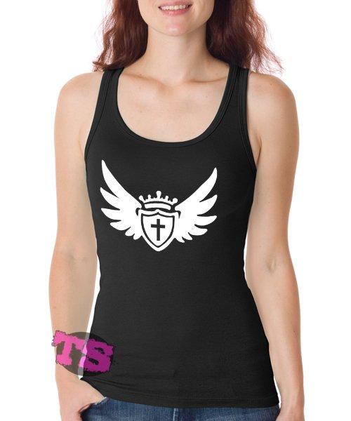 King of Angels Women's Tank Tops