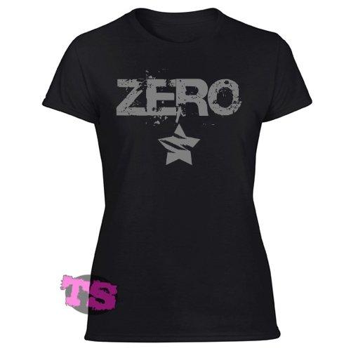 Zero Star, Billy Corgan, Smashing Pumpkins Women's Black T Shirt