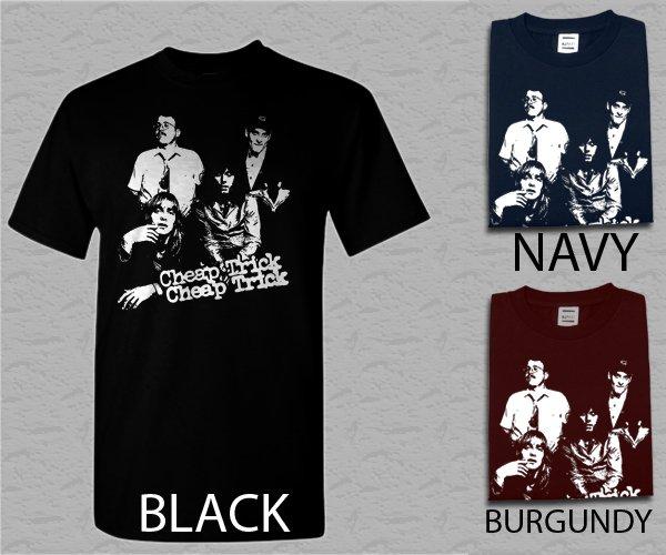 Men T Shirt obin Zander Rick Nielsen Adult T-Shirt S - XXL