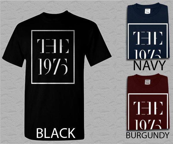 Men T Shirt The 1975 Logo band Music Adult T-Shirt S - XXL