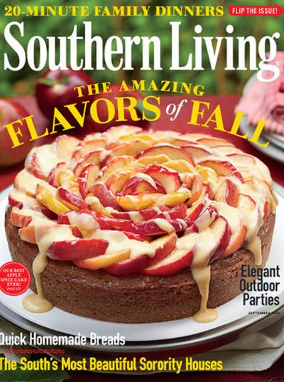 Southern Living Magazine 1 Year Subscription