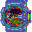 Casio G-Shock Blue Dial Turquoise Resin Q