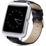Asun i95 Android 4.3 Bluetooth 4.0 Smart Watch with WIFI IP65 Heart Rate Monitor (sil