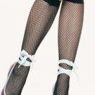 Lycra Fishnet Knee High Stockings
