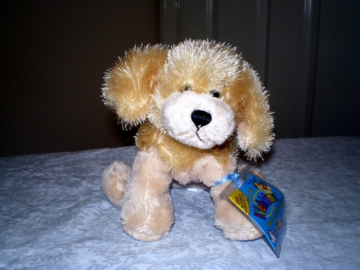 GANZ WEBKINZ GOLDEN RETRIEVER DOG