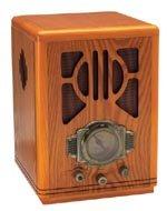 Kassel Vintage-Style AM/FM Radio