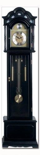 Edward MeyerTM Grandfather Clock with black finish