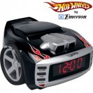 Emerson Hot Wheels Clock Radio