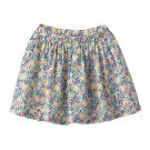 Sonoma Life and Style Girls size 6 Floral Printed Scooter Skirt with Shorts Inside