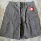 Element Mens size 29 Cargo Shorts Dark Gray New