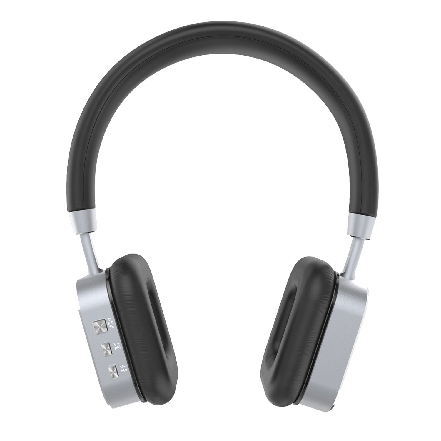 HOCO HPW01 Wireless Over-ear Stereo Bass Bluetooth 4.1 Sports Headphone (Silver)