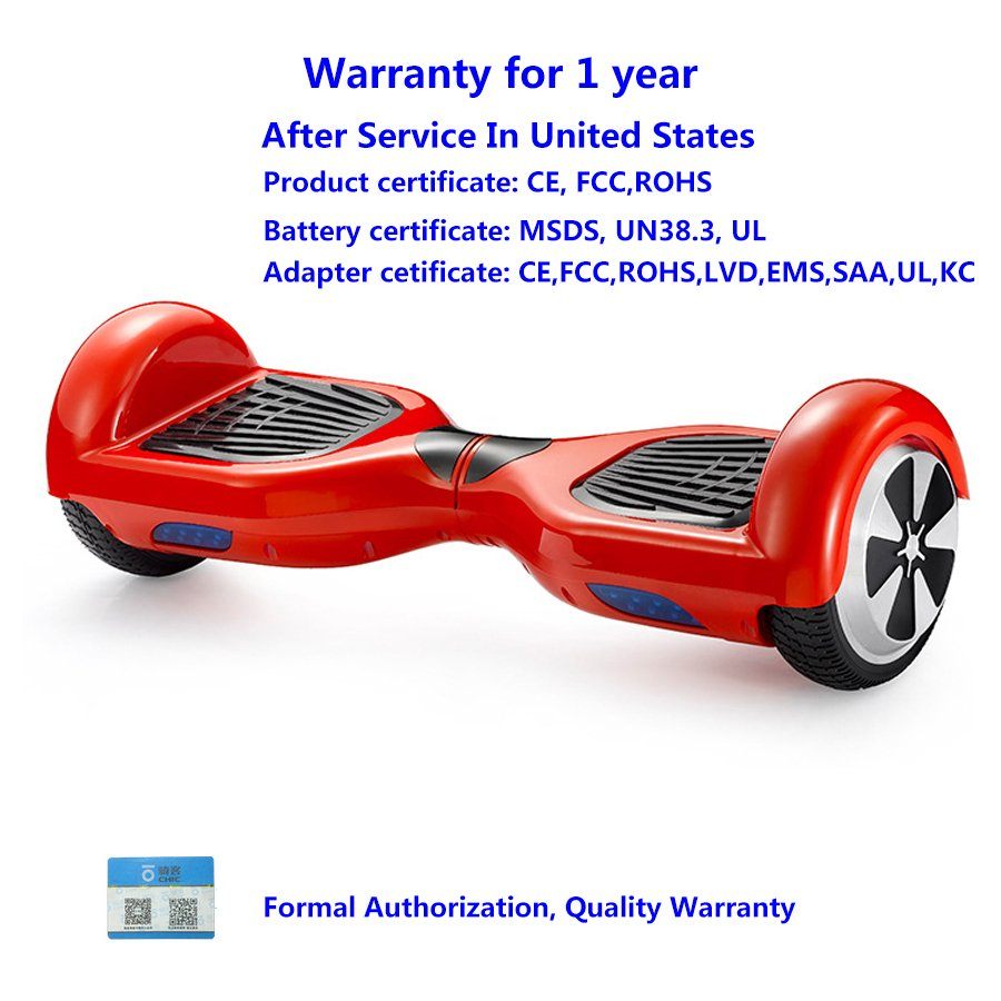 Smart 2 Wheels Self Balancing Hoverboard Electric Scooter Unicycle