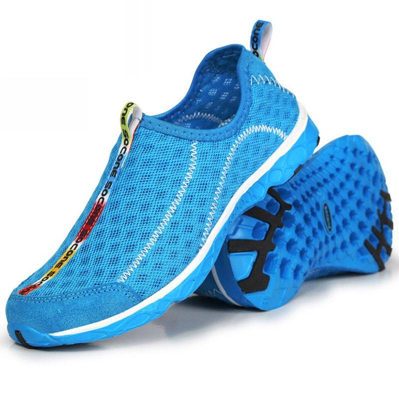 Men Outdoors Mesh Breathable Wading Schomburg Aqua Shoes Upstream Shoes