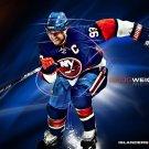 Doug Weight NY Islanders NHL 24x18 Print Poster