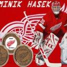 Dominik Hasek Detroit Red Wings NHL 24x18 Print Poster