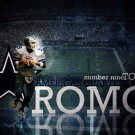 Tony Romo Dallas Cowboys NFL 24x18 Print Poster