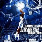 Carmelo Anthony NBA Basketball 24x18 Print Poster