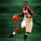 Brandon Jennings Bucks NBA Basketball 24x18 Print Poster