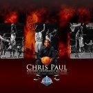 Chris Paul All Star NBA Basketball 24x18 Print Poster