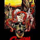 Squirm Horror Don Scardino David Manners Movie 24x18 Print POSTER