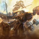 Warhammer Game Shooter Action 24x18 Print POSTER