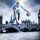 Kevin Durant Sport Basketball Oklahoma City Thunder 24x18 Print POSTER
