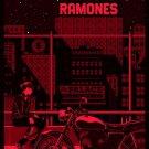 Ramones Punk Rock Band Music 24x18 Print POSTER