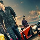 Need For Speed Movie Thriller Aaron Paul 24x18 Print POSTER