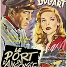 To Have And Have Not Retro Movie Vintage 24x18 Print Poster