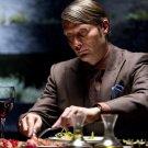 Hannibal TV ShowLecter Mads Mikkelsen 24x18 Print POSTER
