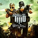 Army Of Two The Devil S Cartel Video Game 24x18 Print Poster