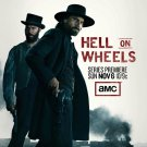Hell On Wheels TV Series 24x18 Print Poster